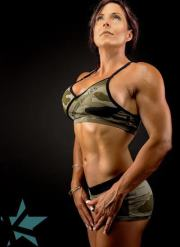 Noelle Decker, Champion Fitness Model and Trainer