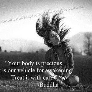 Precious body